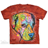Dogs Speak Tee