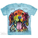 Dog Is Love Tee