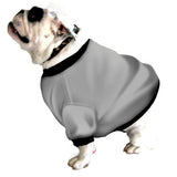 English Bulldog Shorty Fleece Sweatshirt