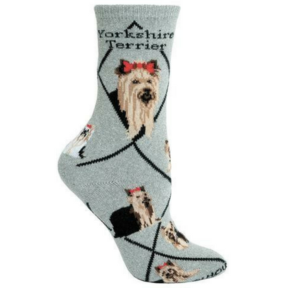 Classic Yorkshire Terrier Lover Socks