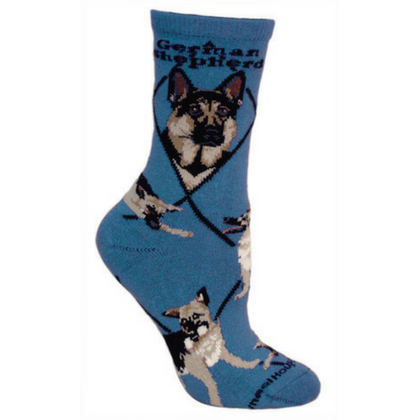 Classic German Shepherd Dog Lover Socks