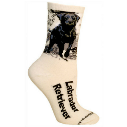 Natural Lab Lover Socks