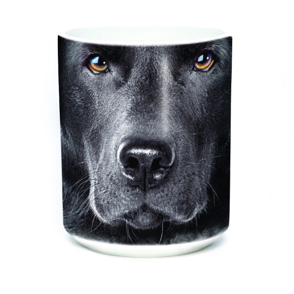 Big Lab Face Mug