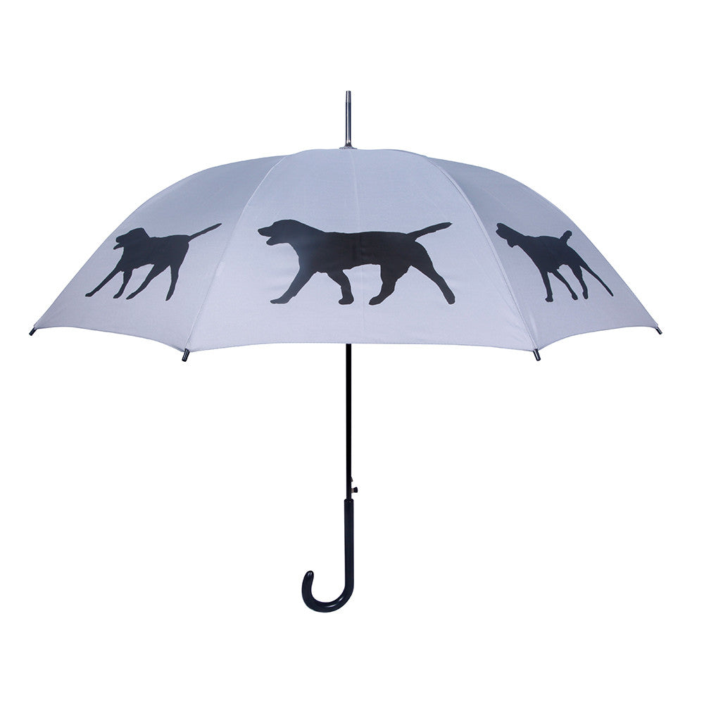 Black Lab Umbrella