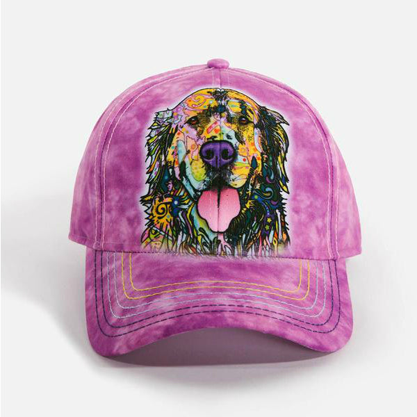 Russo Golden Retriever Hat