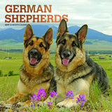 German Shepherds 2019 Wall Calendar