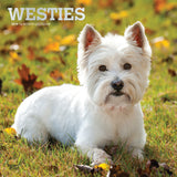 West Highland White Terriers 2019 Wall Calendar