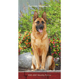 German Shepherds 2020 Monthly Pocket Planner