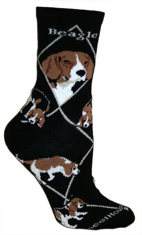 Classic Beagle Lover Socks