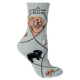 Classic Chow Chow Lover Socks