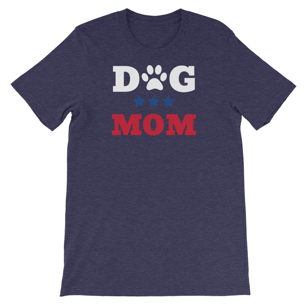 Patriotic Dog Mom Tee
