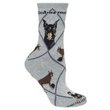 Classic Doberman Lover Socks