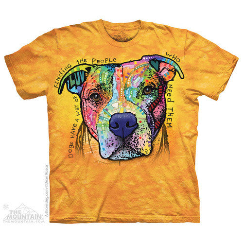 Dogs Have A Way Tee