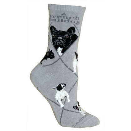 Classic French Bulldog Lover Socks