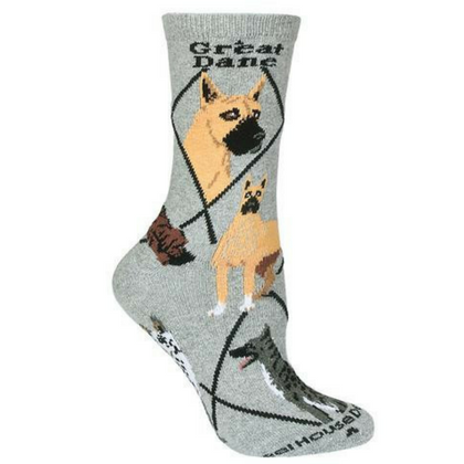 Classic Great Dane Lover Socks