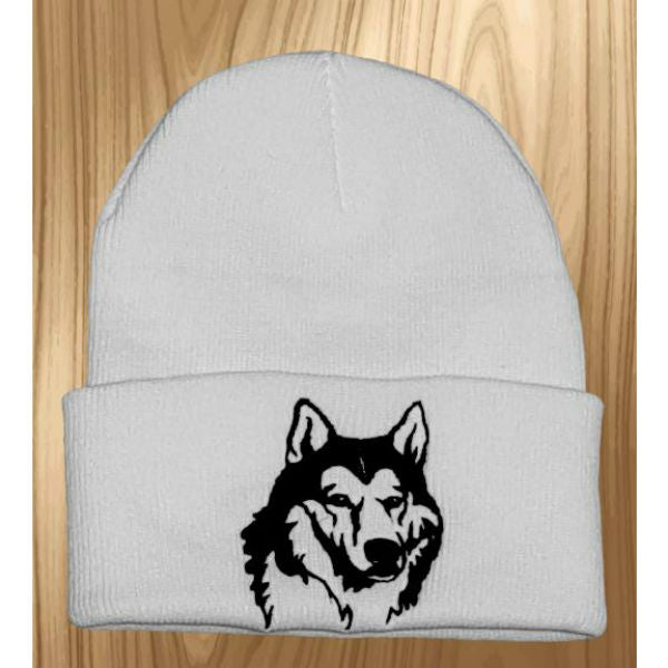 Husky Knit Ski Hat - Provides 4 Days of Food For Shelter Dogs! – A ... 828bfaa83cf