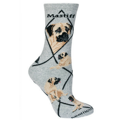 Classic Mastiff Lover Socks