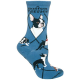 Classic Boston Terrier Lover Socks