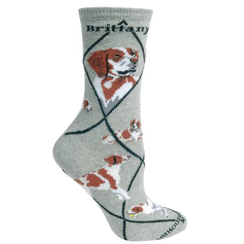 Classic Brittany Lover Socks