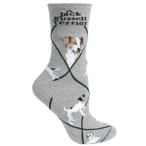 Classic Jack Russell Lover Socks