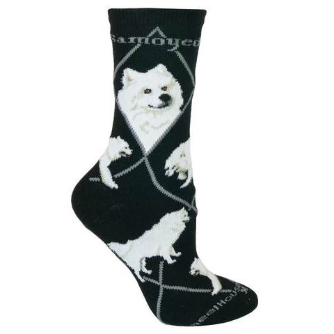 Classic Samoyed Lover Socks