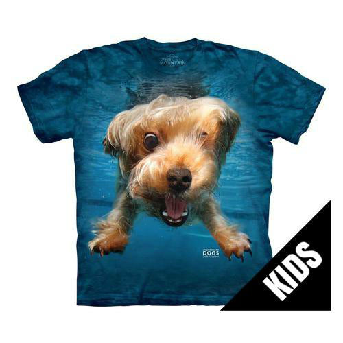 Kids Underwater Dogs Brady Tee