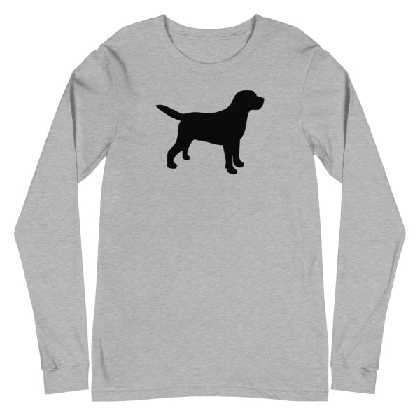 Lab Silhouette Long Sleeve Tee