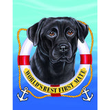 First Mate Lab Flag