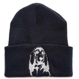 Bloodhound Knit Ski Hat
