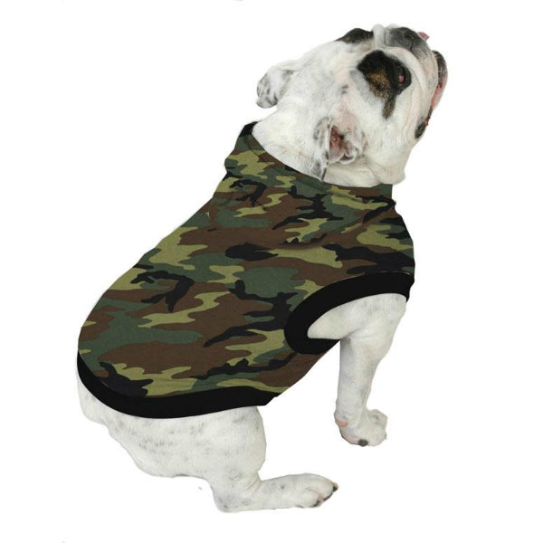 English Bulldog Hoodie T-Shirt