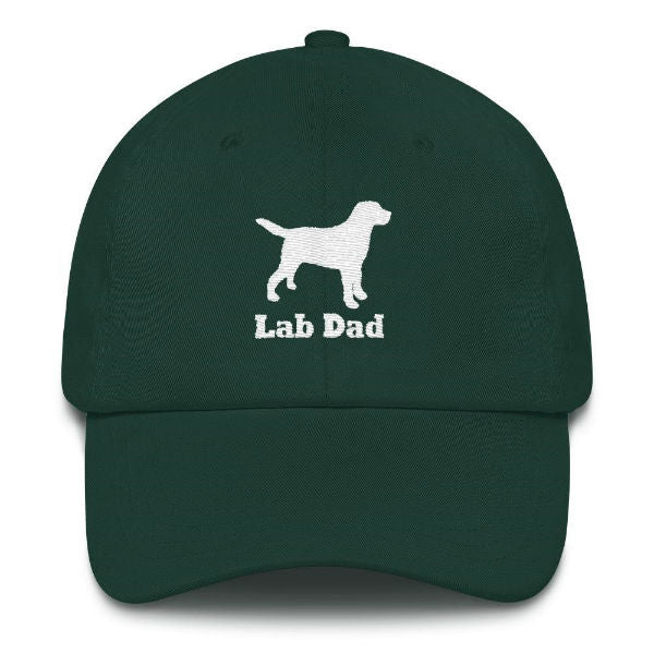 Lab Dad Hat