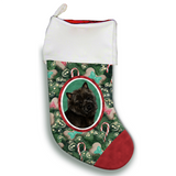 Cairn Terrier Christmas Stocking