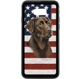 Patriotic Lab Phone Case