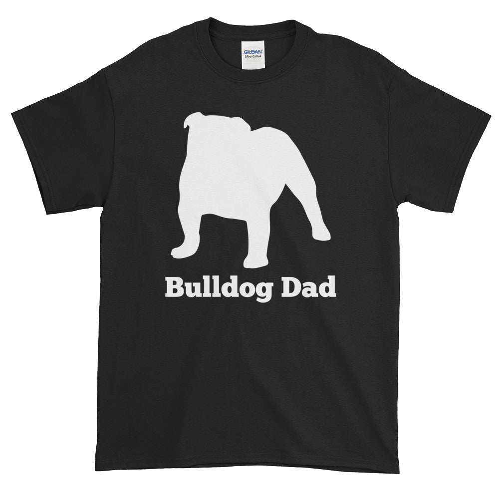 Bulldog Dad Tee