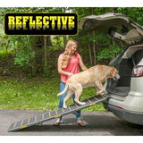 Travel Lite Tri-Fold Reflective Ramp Extra Wide