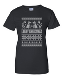 Ladies' Labby Christmas Tee
