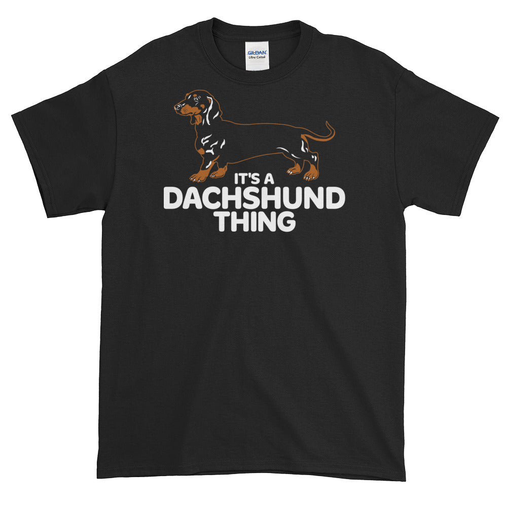 Dachshund Thing Tee