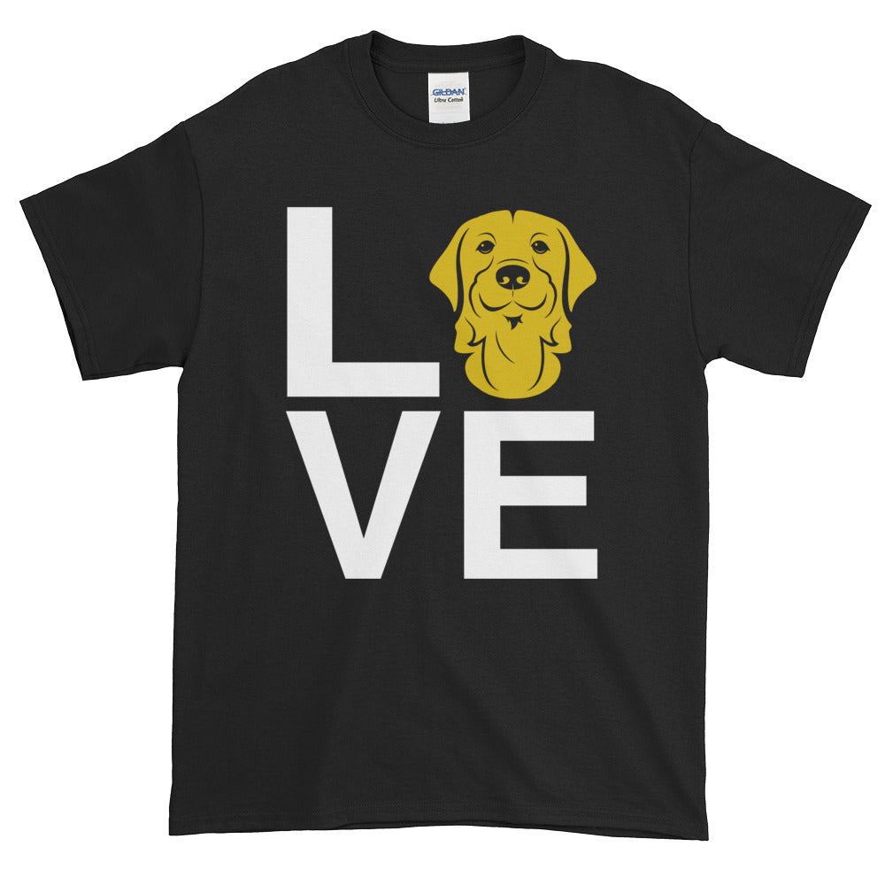 Golden Retriever Love Tee
