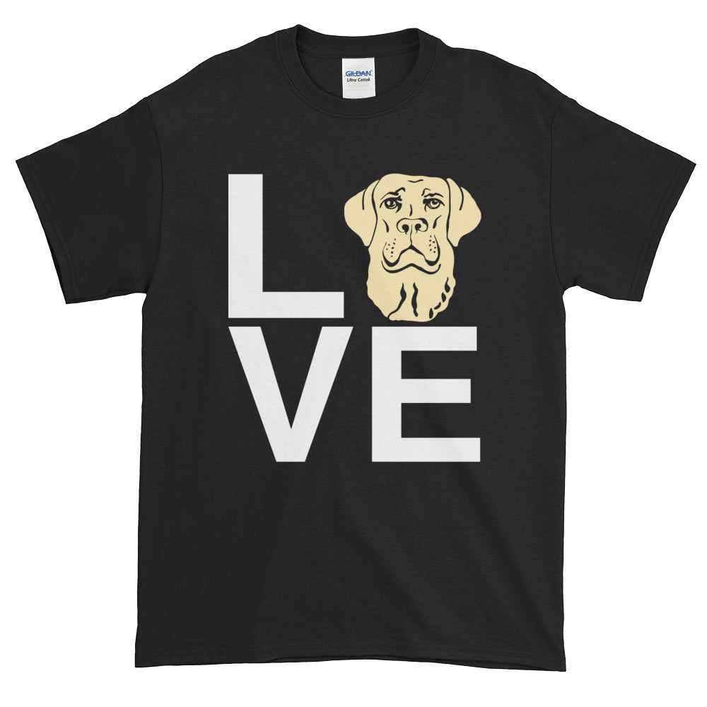 b30c1de1348c Yellow Lab Love Tee - Feeds A Dog For 5 DAYS! – A Dog's Love