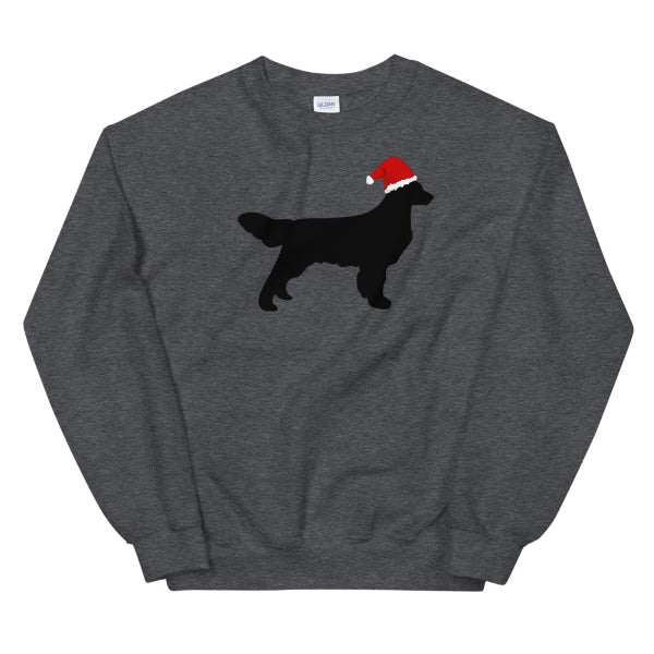 Santa Golden Retriever Sweatshirt