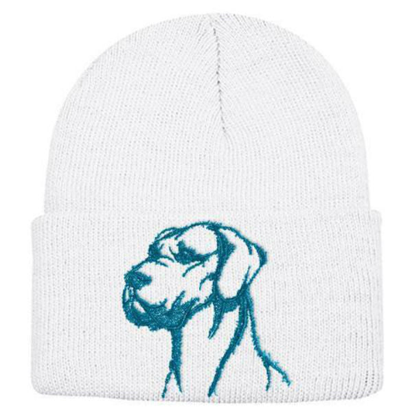 Great Dane Knit Ski Hat