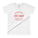 Ladies' Dog Escort Tee