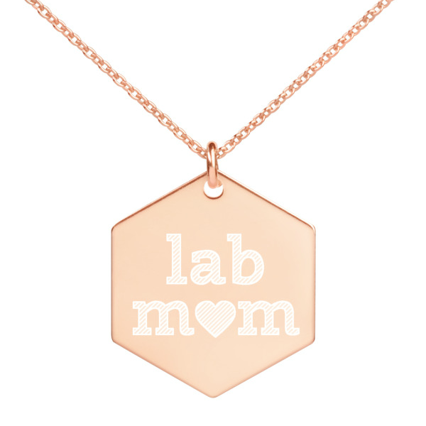 Lab Mom Necklace