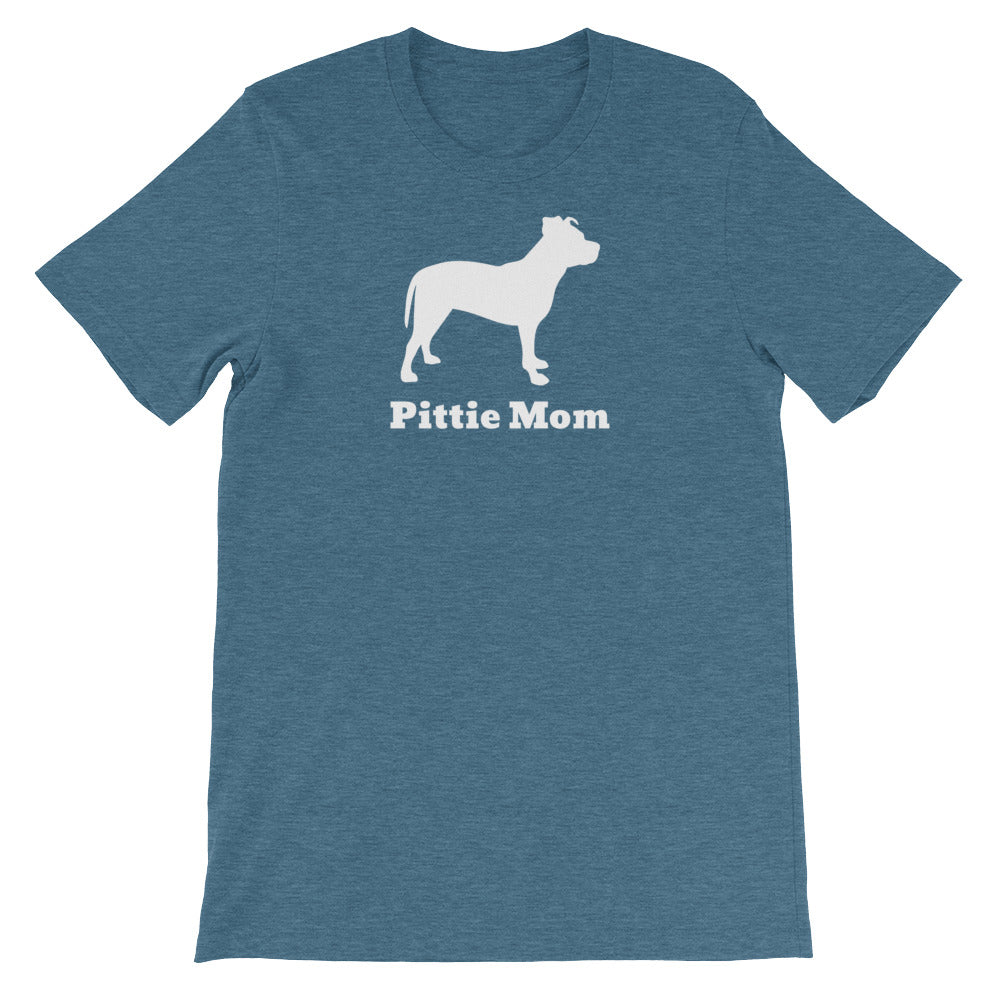 Pittie Mom Tee