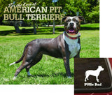 Pit Bull Lovers 2019 Deluxe Calendar/Decal Set