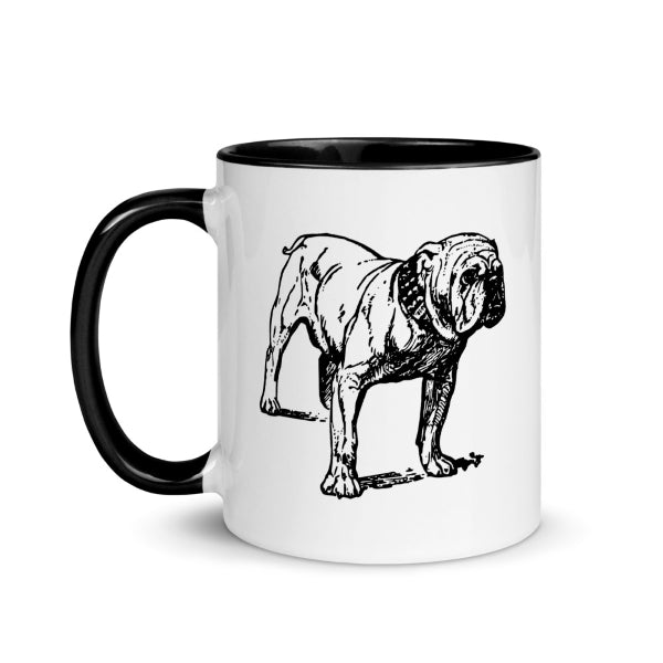 Timeless Bulldog Mug