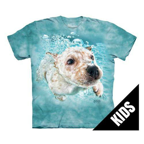 Kids Underwater Dogs Corey Tee