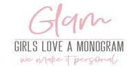 GLAM Girls Love A Monogram