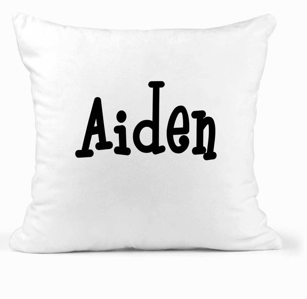 Personalized Name Snuggle Pillow