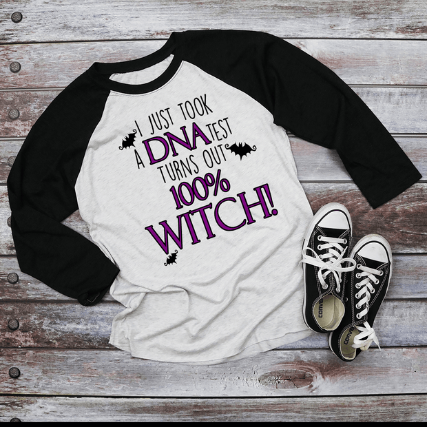 100% Witch Halloween Shirt | Halloween Apparel, Halloween Clothing, Comfy Tee